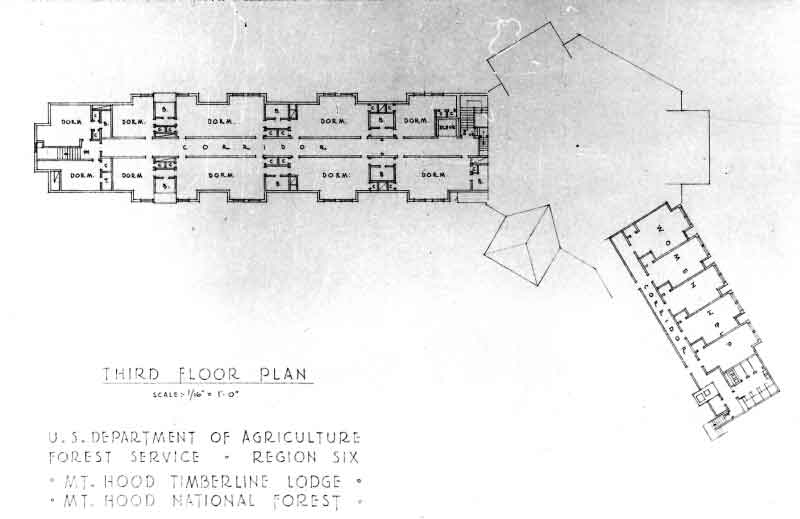 Old faithful inn floor plan old faithful inn east wing for Timberline homes floor plans